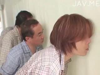 japonijos, blowjob, pėdų fetišas