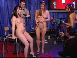 Howard Stern special fucking machine contest