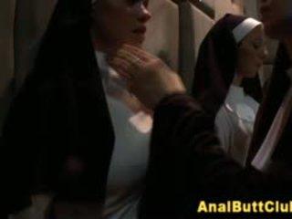 物神 nuns insert object