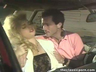 cô gái tóc vàng, ngôi sao khiêu dâm, vintage