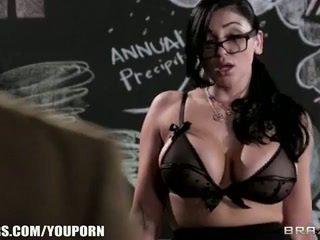 Sừng đại học prof audrey bitoni steals cô ấy sinh viên từ của anh ấy gf