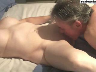 oral sex, caucasian, licking vagina