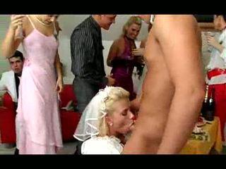 wedding, sex, orgie