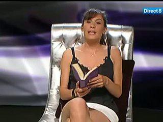 Elodie Menant upskirt
