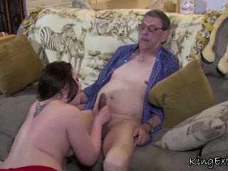 Anna Oksana – Grandpa Fucked My Sisters Ass