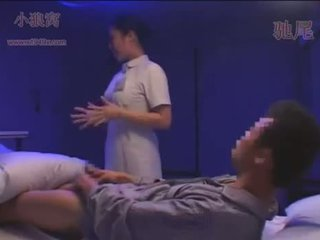 Dandy-078-cfnm night perawat sees erect kontol and jer