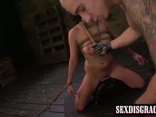 Kali Kavalli gets Enough Rope Bondage, HD Porn ae