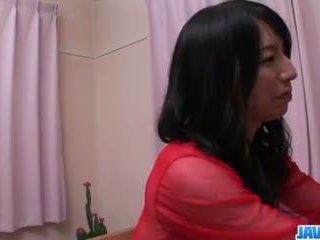 Yukari Brunette Japanese gets Pumped in Rough Ways: Porn 7e