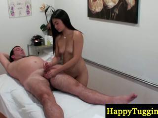 реальність, жорстке порно, масажистка