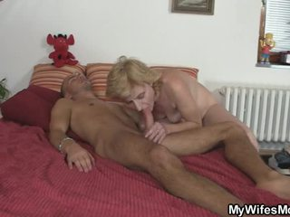 She Helps Her Son In Law Peak And Has ...