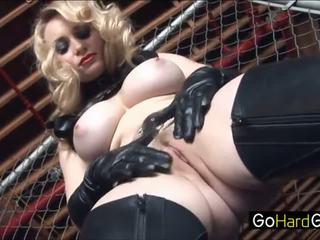 Aiden starr aiden predstavenie ju nový otrok the ropes