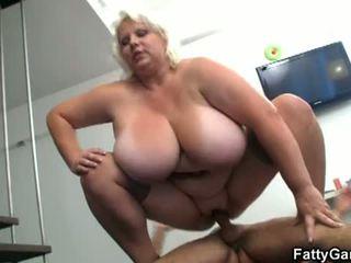 stor, bröst, nice ass