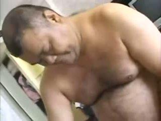 japonés, maduros, tríos