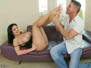 foot fetish most, check toe sucking fun