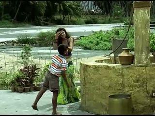 Nayanthara hot navel and boobs ketika