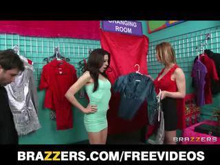 性高潮, 的brazzers, 红发