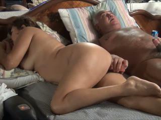 Gammal par - fortfarande kåta, fria äldre högupplöst porr eb