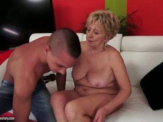 Busty Chubby Grandmas Sex Compilation