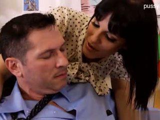 sexo oral, deepthroat