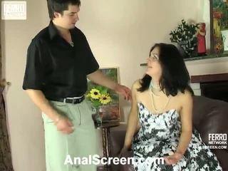 Laura And Adam Kinky Anal Movie