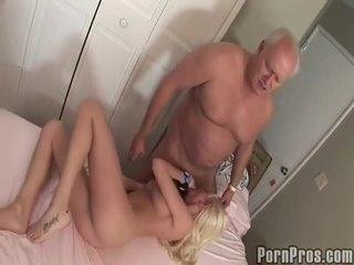 Vieux et youthful porno tube