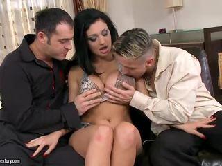 онлайн жорстке порно номінальний, подвійне проникнення, гарячі груповий секс веселощі