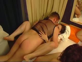 sesso di gruppo, scambisti, tedesco