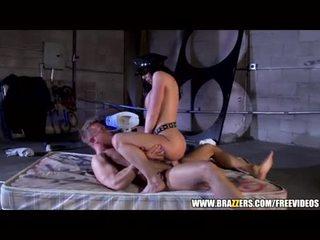 Horny cop fucks a well hung suspect