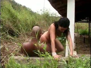 البرازيلي جنس slavery