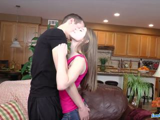 ideal brunette check, young, oral sex best