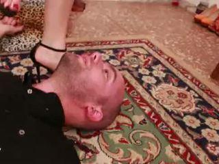 Unp033-lethal trick- headscissor هيمنة عبد man- preview 01