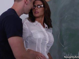 hardcore sex, pornohvězda, kancelář sex