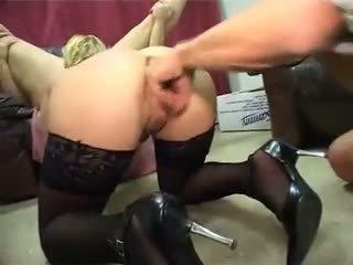 Born for Fisting: Free Orgasm Porn Video 89