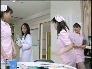 sestry, jednotný, asijský