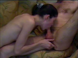 Licking vták s passion video