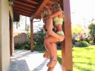 Julia Ann And Aubrey Addams Share Passionate Lesbian Sex