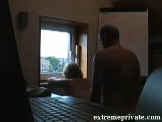 Secret home movie my Mom and her BF Video