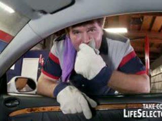 ทำ คุณ ไป บ้า สำหรับ fancy cars? being a รถยนตร์ mechanic ได้