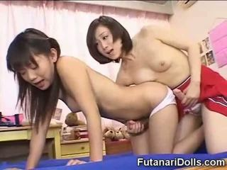 japanese, small, futanari