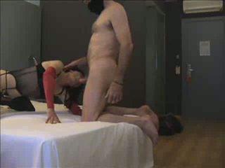 Crossdresser krasan action