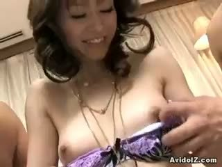 great brunette great, ideal blowjob hot, threesome