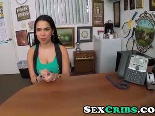 Latina nymph ada sanchez casts đến trở thành một ngôi sao