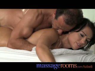 按摩 rooms 年輕 青少年 得到 pounded 從 背後 直到 性高潮 和 體內射精