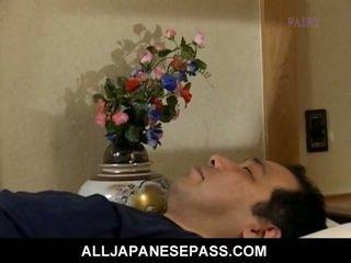 Makiko miyashita et has tema mesi pot fingered