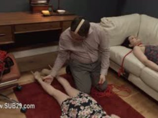 Pleasing Whore Violently Ana Fucked And Banged BDSM Sub