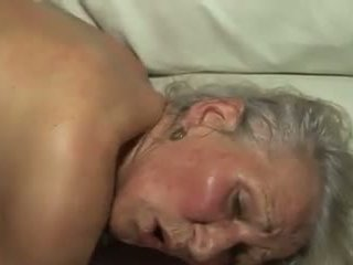 Grannys are scopata: gratis dildo porno video 89