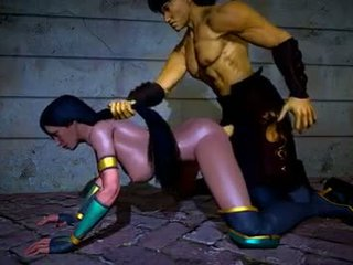 Girls in MK 9 have sex