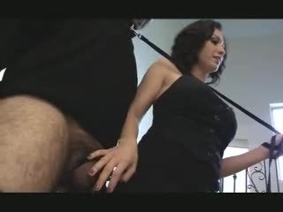 Hubby sucks haar hary slaves sperma