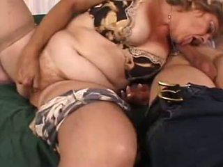 bubble, granny, ass