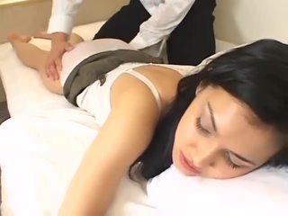 Maria ozawa massaged dann gefickt